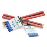 "Barkworthies® Bully Stick Odorless 6"" Non-Wrapped"