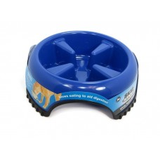 JW Pet® Skid Stop® Slow Feed Bowl