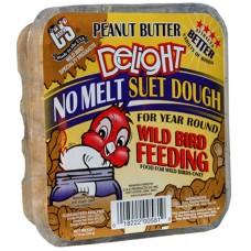 C&S® Peanut Butter Delight No Melt Suet Dough