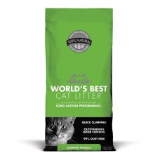 World's Best™ Clumping Cat Litter
