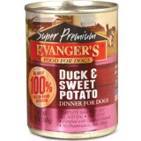 Evanger's® Super Premium Duck & Sweet Potato Canned Dog Food