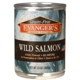 Evanger's® Grain Free Wild Salmon Canned Dog Food