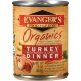 Evanger's® Organics Turkey Dinner Canned Dog Food