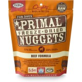 Primal™ Freeze-dried Nuggets for Dogs Beef Formula