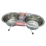 Loving Pets™ Ruff-N-Tuff® Double Diner