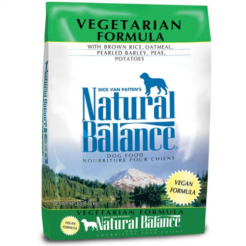 Natural Balance Dog Food Vegetarian Vegan