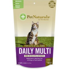Pet Naturals® Daily Multi Chews for Cats