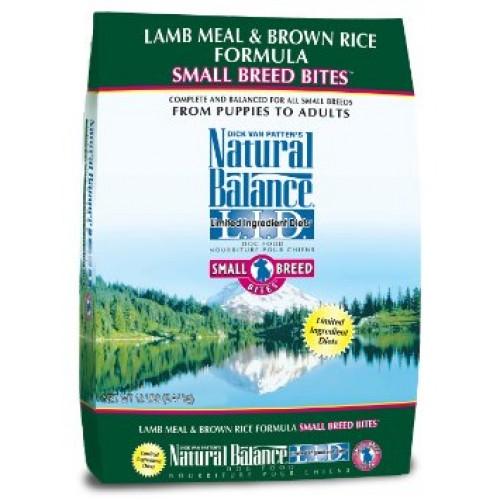 Natural Balance Dog Food Lamb And Rice