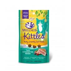 Wellness® Kittles™ Crunchy Treats Tuna & Cranberries