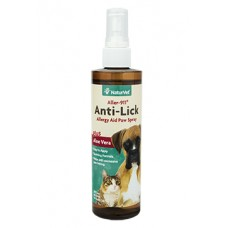 NaturVet® Aller-911® Anti-Lick Paw Spray Allergy Aid