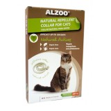 Alzoo® Natural Repellent Collar for Cats