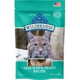 Blue™ Wilderness® Soft-Moist Treats Chicken & Trout