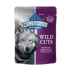 Blue™ Wildnerness® Wild Cuts Trail Toppers™ Beef Bites Dog Food
