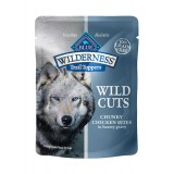 Blue™ Wildnerness® Wild Cuts Trail Toppers™ Chicken Bites Dog Food