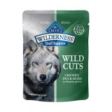 Blue™ Wildnerness® Wild Cuts Trail Toppers™ Duck Bites Dog Food