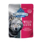 Blue™ Wildnerness® Wild Cuts Trail Toppers™ Salmon Bites Dog Food