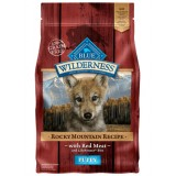 Blue™ Wilderness® Rocky Mountain Recipe Red Meat Puppy Dog Food