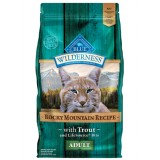 Blue™ Wilderness® Rocky Mountain Trout Adult Cat Food