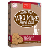 Cloud Star® Wag More Bark Less® Grain Free Pumpkin