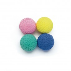 Rascals® Sponge Ball 4pk Cat Toy