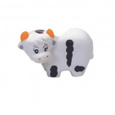 Rascals® Latex Cow Dog Toy