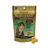 NaturVet® Cranberry Relief Plus Immune Support Soft Chews Cat