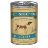 Hound & Gatos Rabbit Canned Dog Food