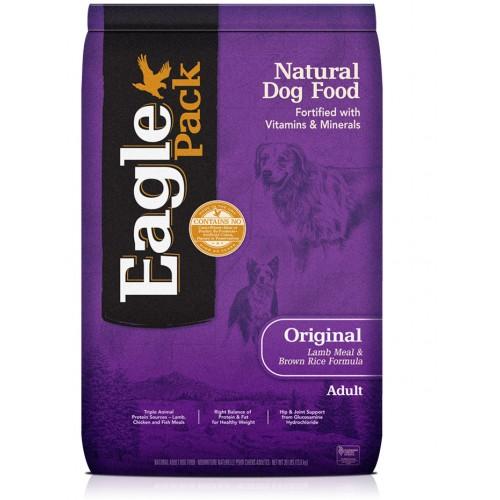 Eagle Pack Original Lamb Meal Rice Adult Dog Food