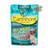 Earthborn Holistic® Key West Zest™ Tuna Dinner with Mackerel Cat Food