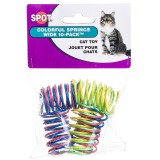 Spot® Springs Wide 10pk Cat Toy