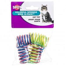 Spot® Springs Wide 10pk Cat Toy