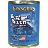 Evanger's® Classic Dinner Beef & Bacon Canned Dog Food