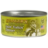 Evanger's® Classic Dinner Goin' Fishin' Canned Cat Food