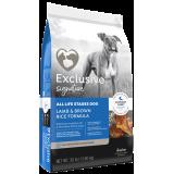 Exclusive® Signature Lamb & Brown Rice Dog Food