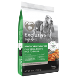 Exclusive® Signature Healthy Weight Adult Dog Food