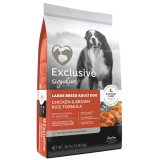 Exclusive® Signature Large Breed Adult Dog Food