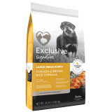 Exclusive® Signature Large Breed Puppy Dog Food