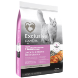 Exclusive® Signature Healthy Weight Adult Cat Food