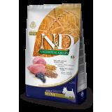 N&D Ancestral Grain Lamb & Blueberry Adult Mini Dog Food