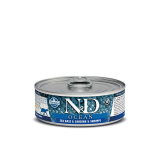 N&D Ocean Sea Bass, Sardine, & Shrimp Adult Canned Cat Food