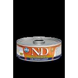 N&D Pumpkin Lamb & Blueberry Adult Canned Cat Food