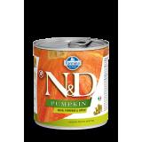 N&D Pumpkin Boar & Apple Adult Canned Dog Food