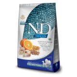 N&D Ocean Cod, Oats, & Orange Adult Medium & Maxi Dog Food