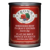 Fromm® 4* Shredded Beef Canned Dog Food