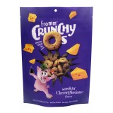 Fromm® Crunchy O's Smokin' CheesePlosions® Treats