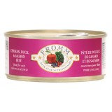 Fromm® 4* Chicken, Duck & Salmon Pate Canned Cat Food