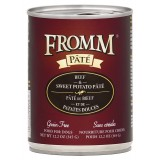Fromm® Pate Beef & Sweet Potato Canned Dog Food