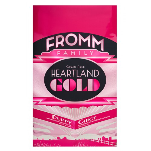 Fromm 174 Heartland Gold Puppy Dog Food