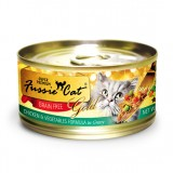 Fussie Cat® Chicken with Vegetables Canned Cat Food