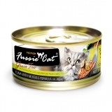 Fussie Cat® Tuna with Mussels Canned Cat Food